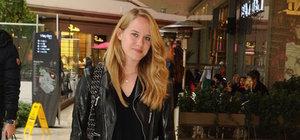 Yelda Demirören'in sinema keyfi