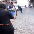 Diyarbakır'da teröristle çatışan polis: Dikkatim dağıldığı için vuramadım