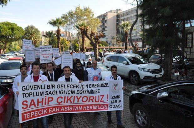 İzmir'de iş bıraktılar!