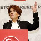 MHP'li Meral Akşener: Ülkücü hareketin yükleyeceği sorumluluğu almaya hazırız