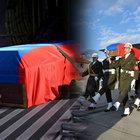 Rus pilotun cenazesi Moskova'ya gönderildi