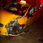 Kaza ihbarından taksici cinayeti çıktı