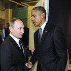 Obama Putin görüşmesinde 'düşen uçak' gündemi