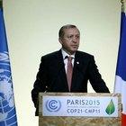 Cumhurbaşkanı Erdoğan Paris'te konuşu