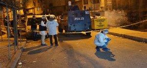 Gaziosmanpaşa'da ses bombası atıldı