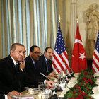 Cumhurbaşkanı Erdoğan ve Obama görüşmesi başladı