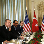 Erdoğan ve Obama görüşmesi tamamlandı