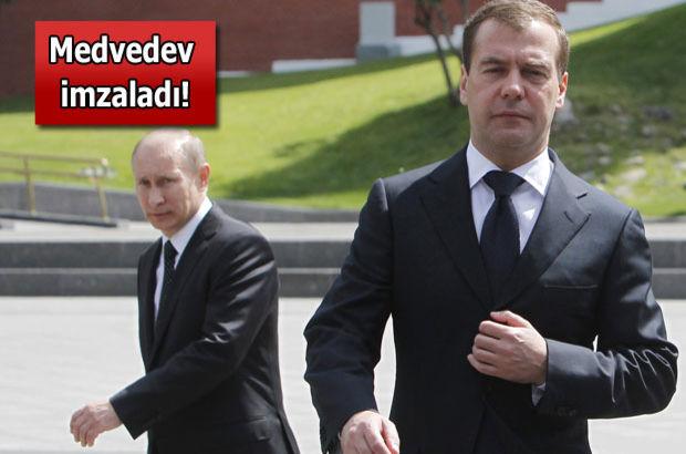 rusya, rusya ithalat, rusya ithalat açıklaması, Rus Başbakan Yardımcısı Dmitri Medvedev, Dmitri Medvedev
