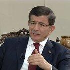 Başbakan Davutoğlu HABERTÜRK TV'de soruları yanıtlıyor
