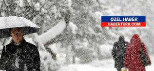 Türkiye için kar uyarısı