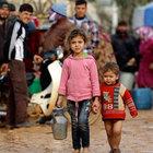 Halep'teki hava saldırısı Suriyelileri susuz bıraktı