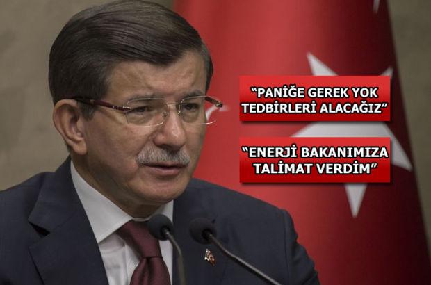 Başbakan Davutoğlu HABERTÜRK TV'de soruları yanıtladı