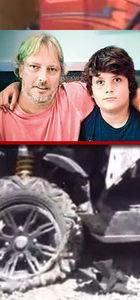 UTV kazasında Alp Ali Şen 'kusurlu' bulundu