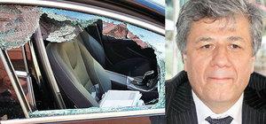CHP'li Mustafa Balbay'ın aracından hard disk çalındı