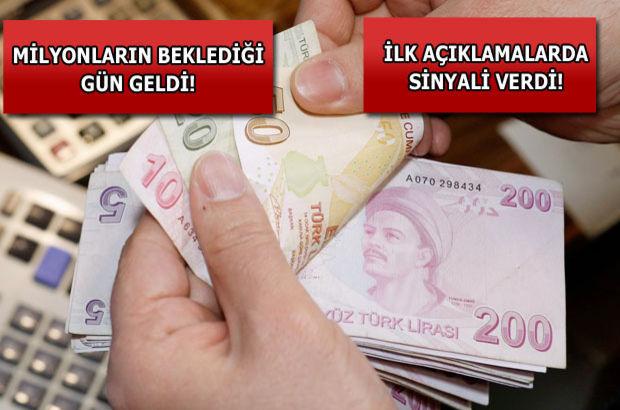 Çalışma Bakanı'ndan asgari ücret açıklaması