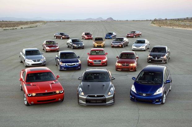 Otomobil pazarı yüzde 28 büyüdü