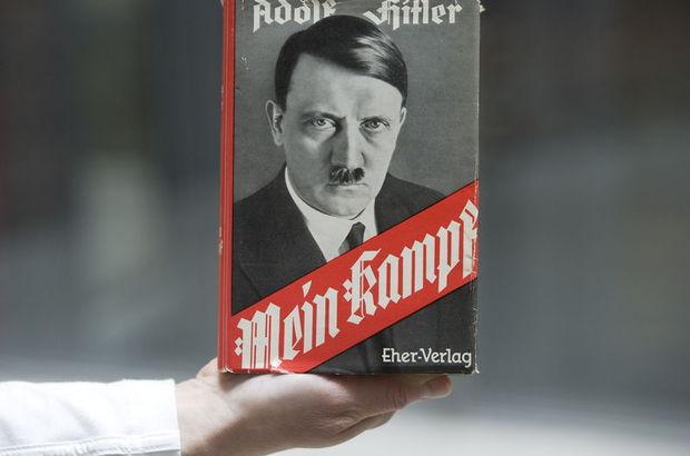 Almanya'da Hitler'in kitabına yasak kalktı