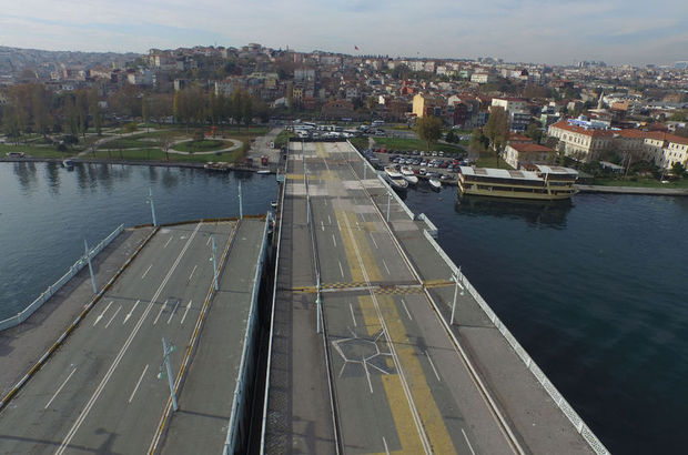 Galata Köprüsü ne olacak?