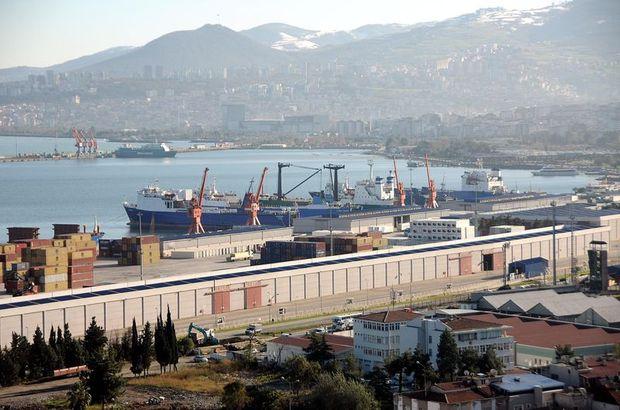 4 Rus gemisi Samsun Limanı'nda alıkonuldu