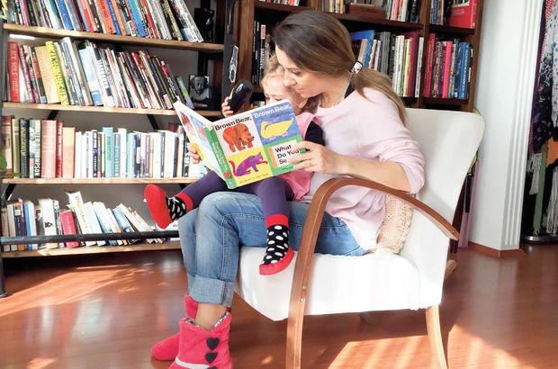 Ekin Türkantos 'Kitabımla Oynuyorum' etkinliği hakkında yazdı