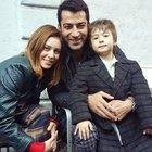 Kenan İmirzalıoğlu'ndan Sinem Kobal'a sürpriz ziyaret
