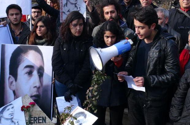 Erdal Eren mezarı başında anıldı
