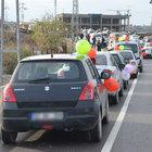 Sinop'ta çocuk acil servisi için konvoylu eylem