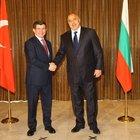 Başbakan Davutoğlu Bulgaristan'da