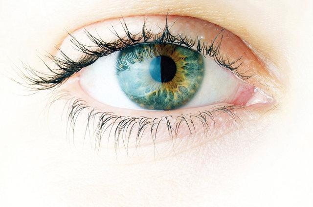 Gözlerinizi soğuk havadan koruyun