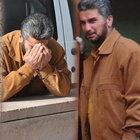 Ali Alsaho 4 evladının cansız bedenini morgtan aldı