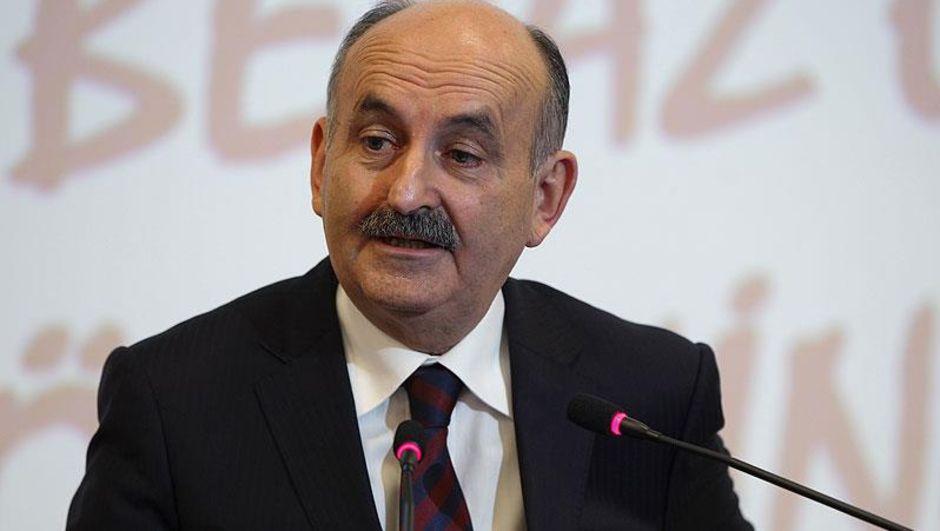 Sağlık Bakanı Müezzinoğlu: Muayene katılım payı kaldırılmayacak