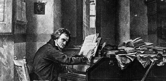 Beethoven'ın ölüm nedeni ile ilgili görsel sonucu