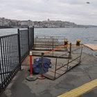 Eminönü'nde denizde erkek cesedi bulundu!