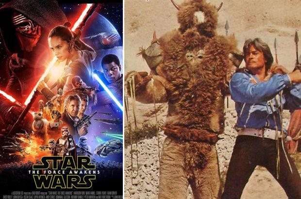 Cüneyt Arkın, Star Wars için ne dedi?