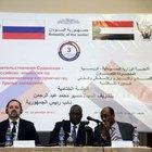Sudan ile Rusya arasında işbirliği
