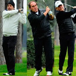 Golfçüler buluştu...