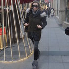 Özge Ulusoy'un Şerlok mutluluğu
