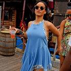 Rihanna'nın sokak modası