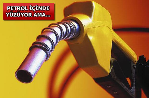 Suudi Arabistan benzin petrol
