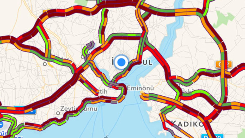 Yola çıkacaklar dikkat! İstanbul'da son durum