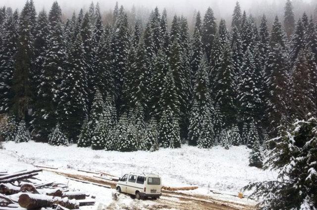 Türkiye genelinde soğuk ve yağışlı hava etkili oluyor 35