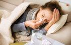 18 ilde 100 kişiden 10'u grip