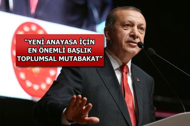 Cumhurbaşkanı Erdoğan: Parti kapatma gündeme dahi gelmemeli ama...