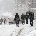 Meteoroloji'den Antalya ve Ankara için kar yağışı uyarısı