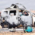 Otomobilde tüp patlatarak intihar etti