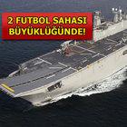 Türkiye'nin ilk uçak gemisi TCG Anadolu