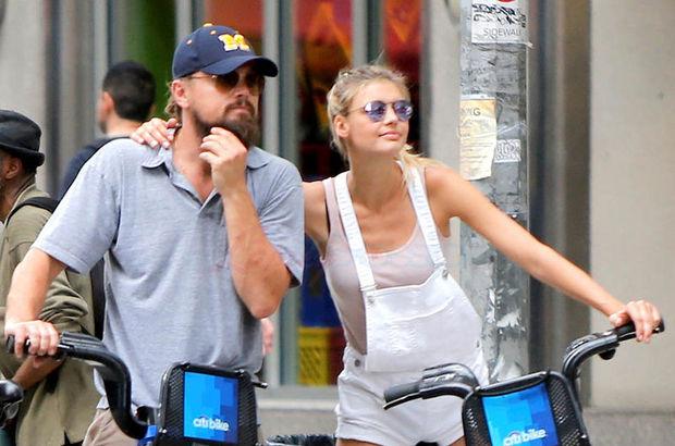 DiCaprio sevgilisinden ayrıldı