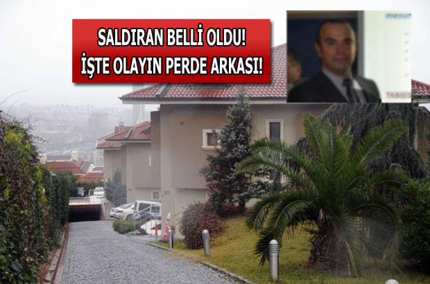 İş adamı Rafet Özsoy'a villasında silahlı saldırı!