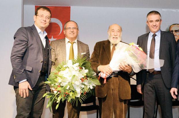 Yılmaz Gruda'nın adına salon açıldı