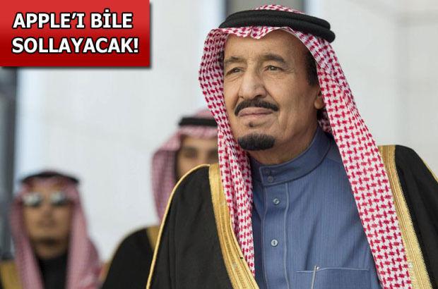 Suudi Aramco şirketi borsa tarihinin en değerli şirketi olacak